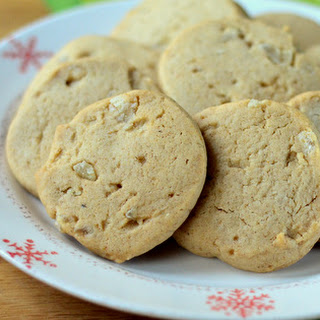 Soft Maple Spice Cookies.