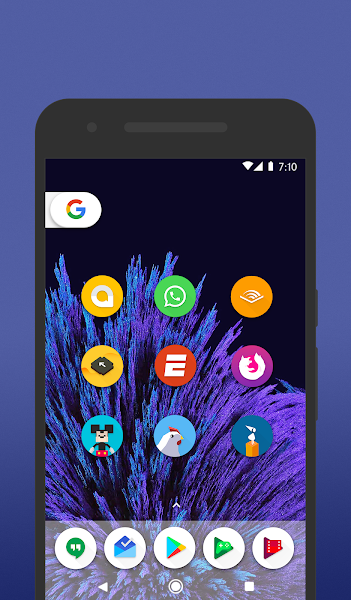 Pixel XL Icon Pack / Oreo Style- screenshot