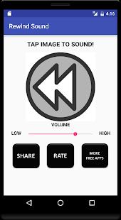 Rewind Sound - náhled