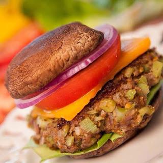 Healthy Cheeseburger
