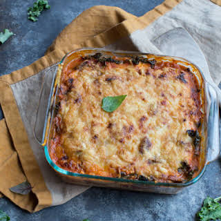Vegetarian Lasagna With Eggplant Recipes.