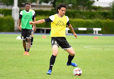 Un joueur du Sporting de Charleroi a contracté le Covid-19
