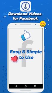 download video for facebook - náhled