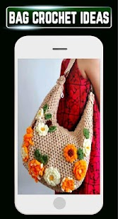 DIY Crochet Bags Purse Stitch Patterns Knitte Idea - náhled