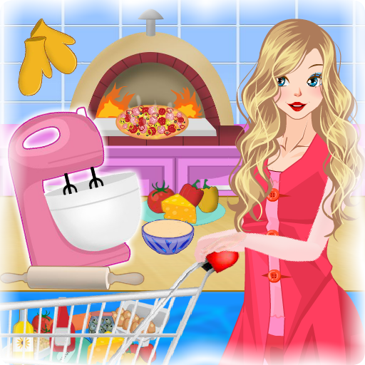Princess Cooking - Pizza Maker