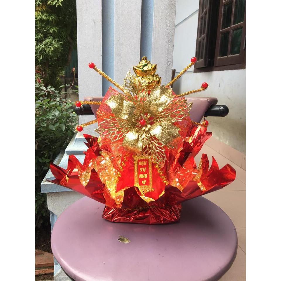hình ảnh Oản thắp hương - Gìn giữ phong tục Việt - số 2