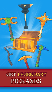 Idle Tower Miner Mod Apk (Unlimited Money) 1.43 3