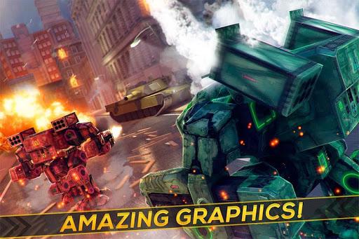 Robots Tanks 2 - 3D War Game 1.6.0 2