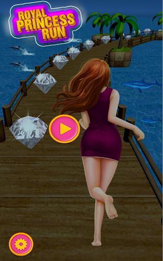 Royal Princess Run - Girl Survival Run 2.4 screenshots hack proof 1