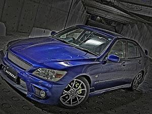 アルテッツァ SXE10 RS200のカスタム事例画像 t.kinさんの2019年07月02日01:26の投稿