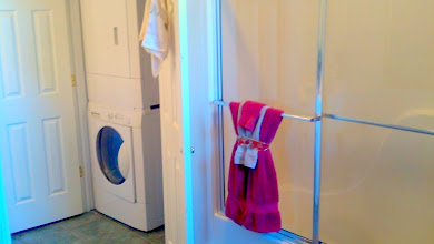 Photo: Main Bath / Laundryroom, w/private entrance from office.