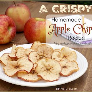 Tips For CRISPY Homemade Apple Chips