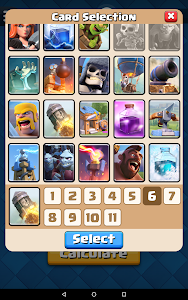 Counter Deck Calculator for CR screenshot 12
