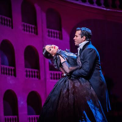 In review: La traviata at ROH