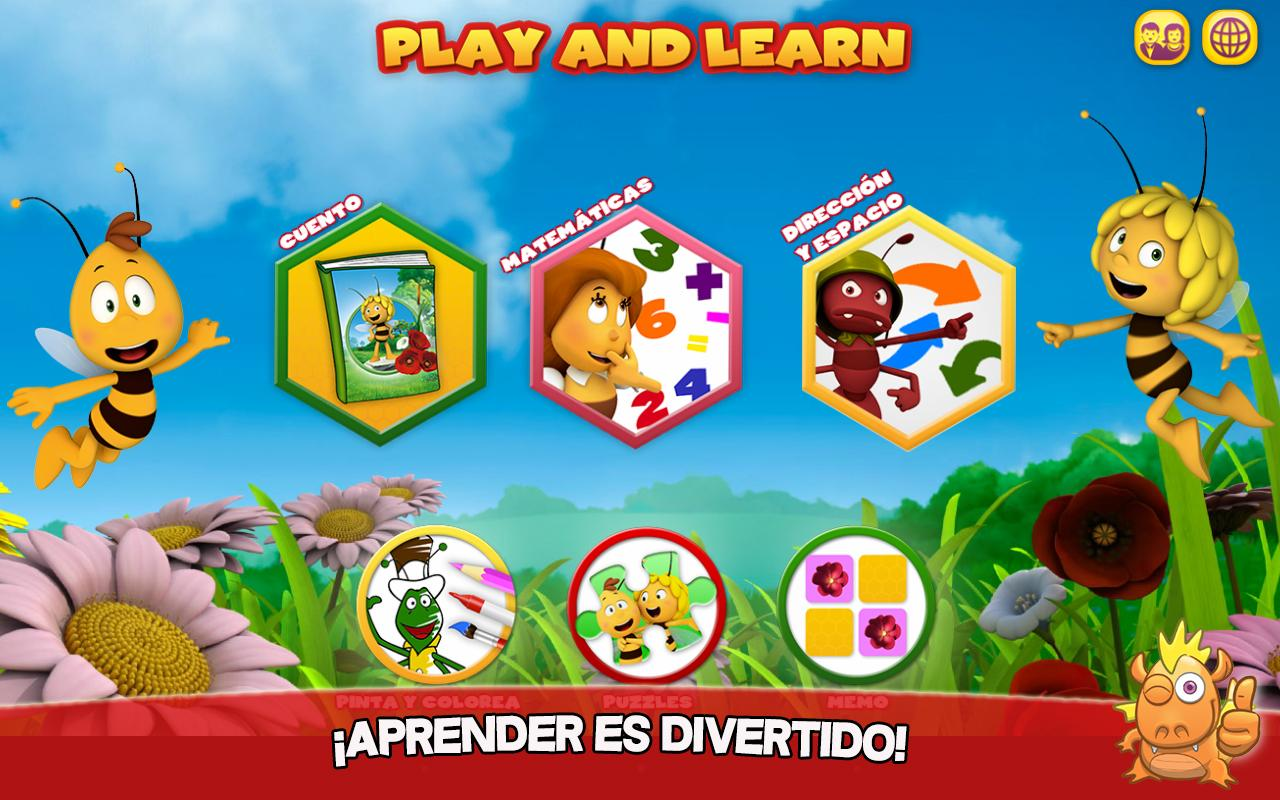 Abeja Maya Corona de la Reina  Google Play Store revenue
