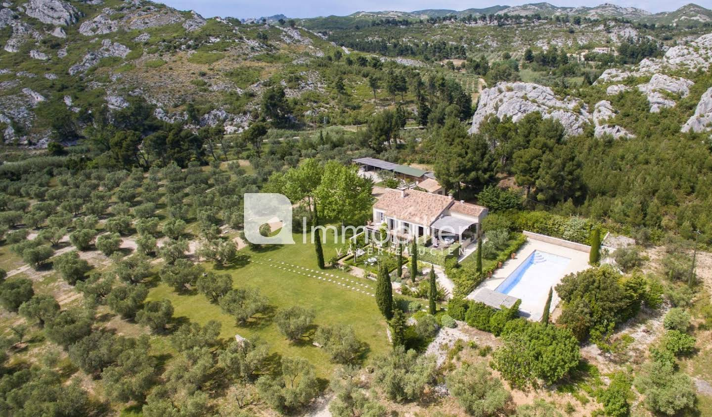 Propriété avec piscine Maussane-les-Alpilles