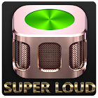 super high volume booster(super loud) icon