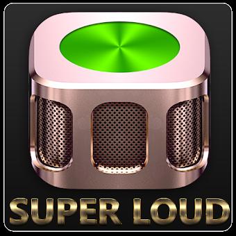 super high volume booster(super loud)