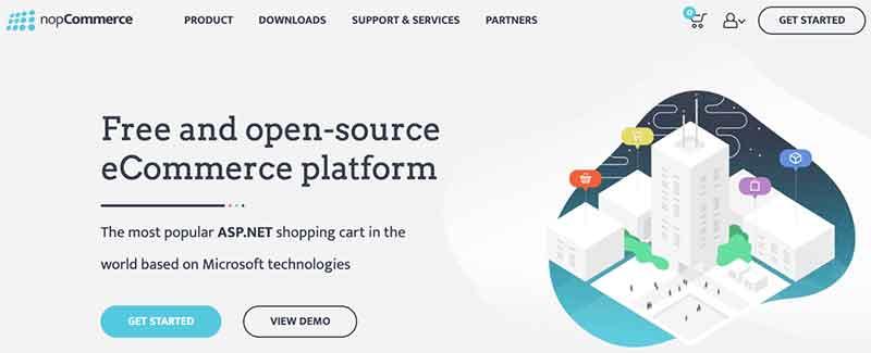 nopCommerce Open-Source
