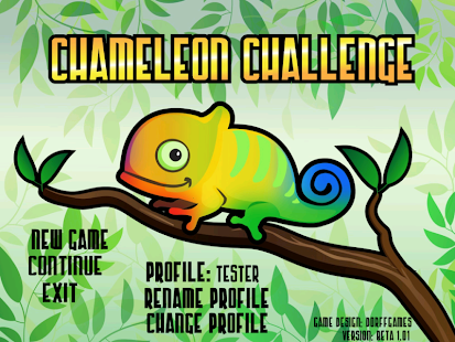 Chameleon Challenge - náhled