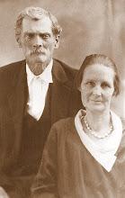 Photo: William Thomas & Emma Hunter Holman, son of Absolem J & Millie Elizabeth Lovelace Holman