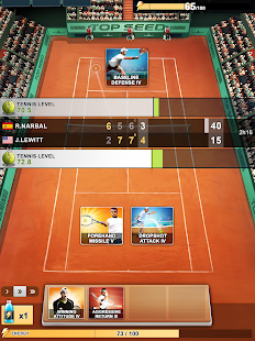 TOP SEED Tennis: Sports Management & Strategy Game- screenshot thumbnail