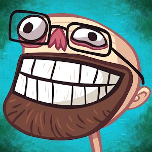 play troll face