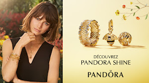 Nouvelle collection PANDORA Shine