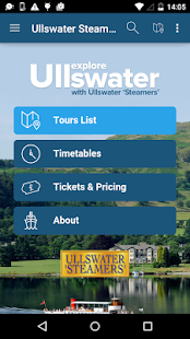 Ullswater Steamers- screenshot thumbnail