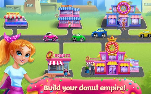 My Sweet Bakery 🍩 – Donut Shop 3