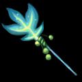 しゃもじの魔法の杖