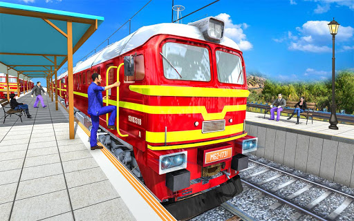 City Train Driving Simulator: Public Train 1.0 screenshots 9