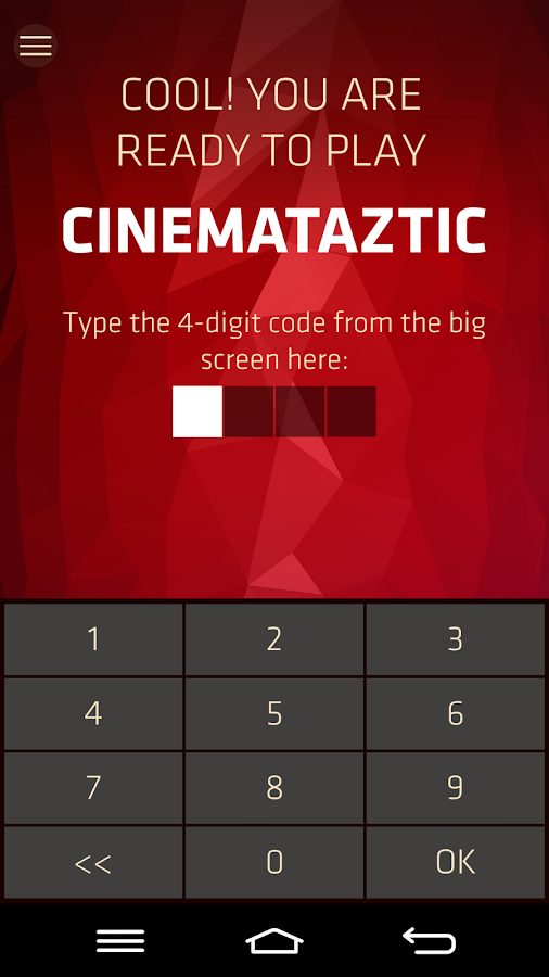 CinemaTaztic- screenshot