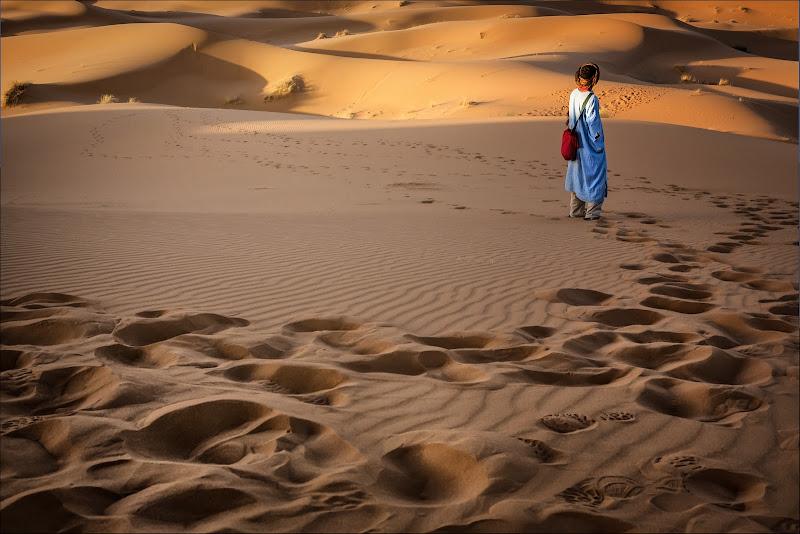 Tracce nel deserto di Gloria Staffa
