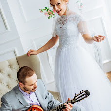 Wedding photographer Anastasiya Tyuleneva (id41097243). Photo of 26.08.2016