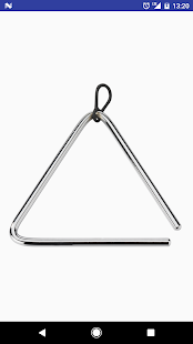 Triangle Instrument Simulator - náhled