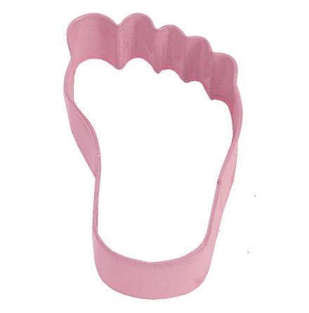Kakform - Bebisfot rosa