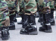 Lesotho Defence Force. File photo