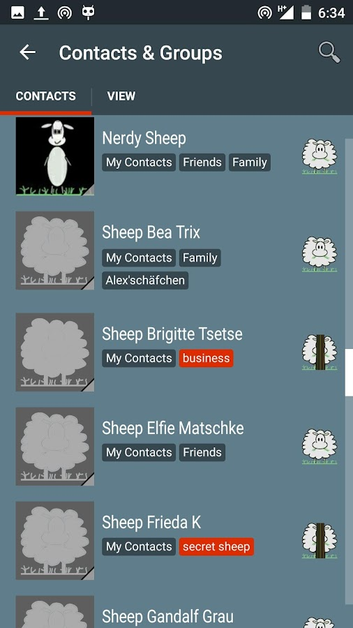 SecretSheep Lite - hide ID- screenshot
