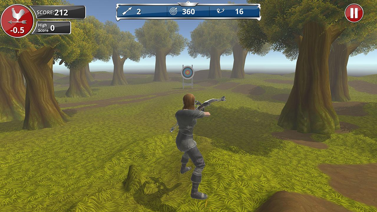 Archery Master 2017- screenshot