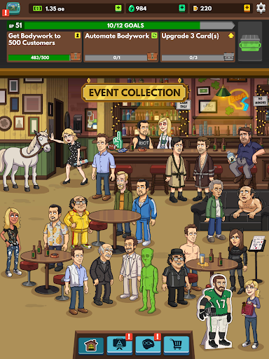 Itu2019s Always Sunny: The Gang Goes Mobile apkpoly screenshots 5