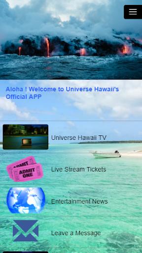Universe Hawaii ss1