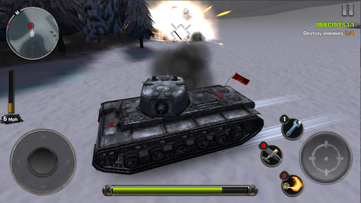 Tanks of Battle: World War 2 Apk 2