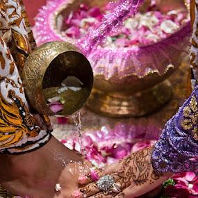 the wedding procession by Yanuar Nurdiyanto - People Body Parts ( pwchands )