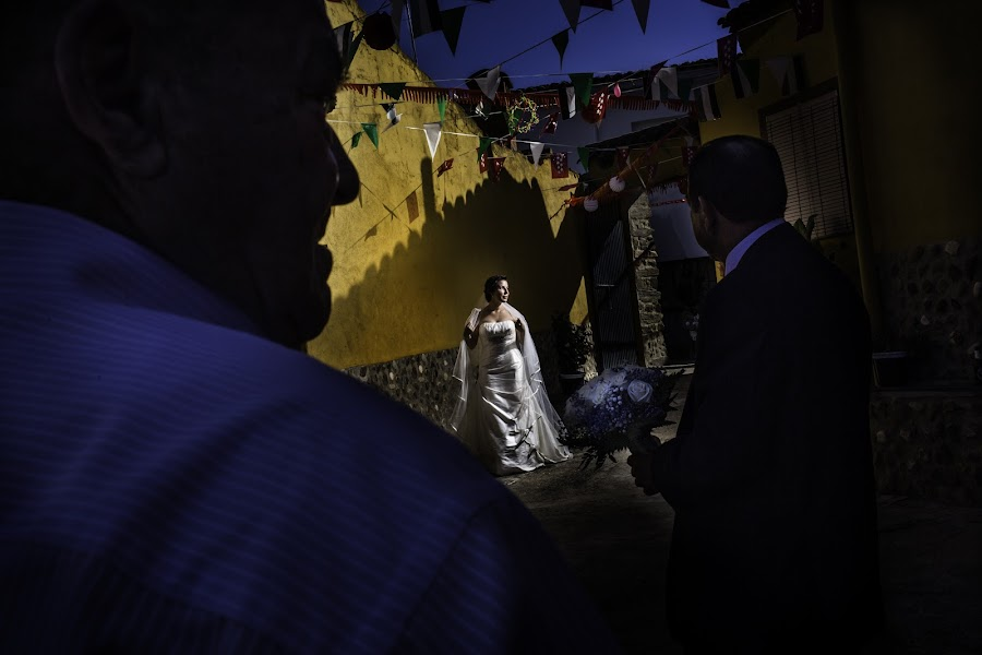 Wedding photographer Rafael ramajo simón (rafaelramajosim). Photo of 10.08.2016