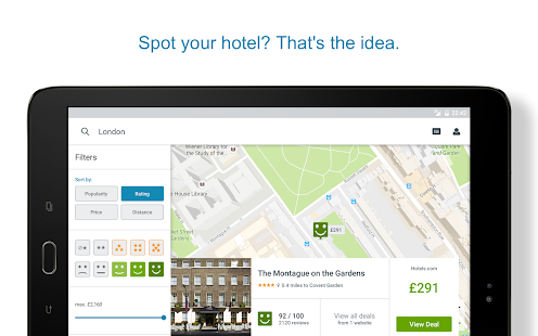 trivago – Compare Hotels & Save Money on Bookings- screenshot thumbnail