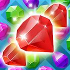 Jewel Blast 8 - Match Diamond & Gems icon
