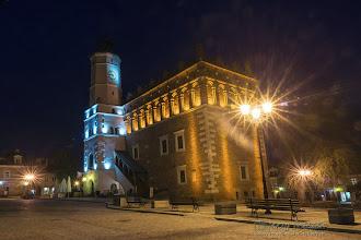 Photo: Ratusz w Sandomierzu