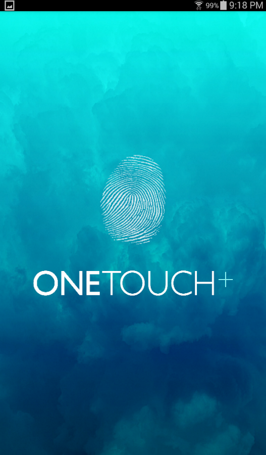 One Touch+- screenshot