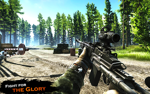 Sniper Cover Operation: FPS-Schießspiele 2019 Screenshot